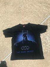 Vintage VTG Batman The Dark Knight 1997 t-shirt youth xl adult s 90's DC Comics