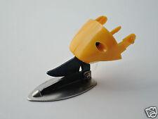 Microverzahnter Schneidkopf mit Fußplatte für EC-Cutter Easy-Cutter Akkuschere