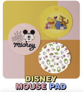 Disney Character PVC Mouse Pad Three Types / Winnie the Pooh / Toy Story/ Mickey