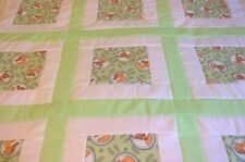 BAMBI (faces)  BABY QUILT
