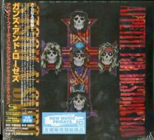 GUNS N' ROSES-APPETITE FOR DESTRUCTION-JAPAN 2 CD Ltd/Ed H40