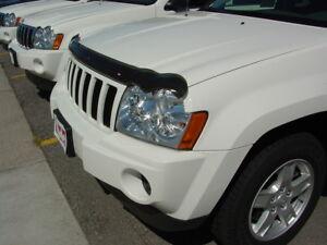 Jeep Grand Cherokee 2005 - 2010  Bugshield Hood Deflector Stone Guard