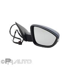 VW Passat (36) 8/10- Außenspiegel Spiegel  rechts lackierbar elektrisch 6- polig