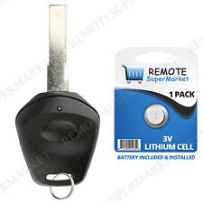 Replacement for Porsche 1992-1995 968 1997-2004 Boxster Remote Fob Car Key 1b