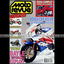 MOTO REVUE N°3010 YAMAHA XJ 600 S FZR 400 S 750 SS HONDA CBR 900 RR ST 1100 1991