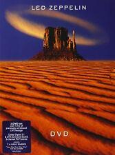 VGC! Led Zeppelin 2-disc DVD set + booklet  (2003)