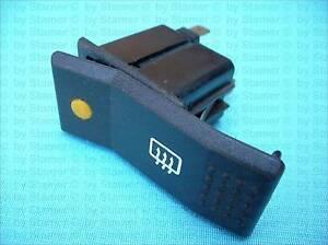 Wartburg 1,3 Schalter für beheizbare Heckscheibe Heckscheibenheizung original