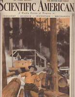 1921 Scientific American April 9-Logging;Stone Mountain