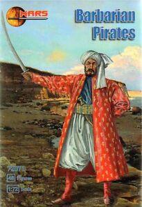 Mars 1/72 Barbarian Pirates # 72071