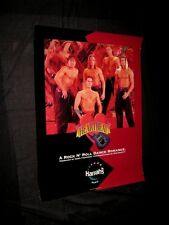 Orig 1997 Harrah's Reno Heartbeat Mistinguett Stage Show Beefcake for the Ladies