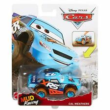Disney Pixar Cars XRS Mud Racing - Cal Weathers