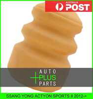 Fits SSANG YONG ACTYON SPORTS II Front Bumper Bump Stop Rubber Spring