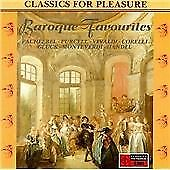 Baroque Favourites, Various Artists, Audio CD, Good, FREE & FAST Delivery