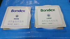 25mm Hook & Loop sew on White Heavy Duty Bondex 25mtr rolls