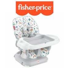 Fisher Price Terrazzo Space Saving Height & Recline Adjustable Kids High Chair