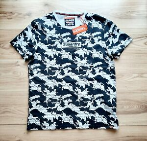 Superdry Shirt Herren XL Neu mit Etikett
