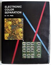 Scanner Technology Electronic Color Separation Calibration printing graphic arts