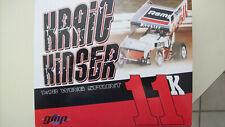 Kraig Kinser Remy 1/18 GMP Sprint Car