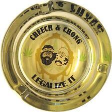 """Cheech & Chong cendrier """"legalize It"""" - glasaschenbecher-ashtray"""