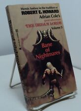 Bane of Nightmares by Adrian Cole - The Dream Lords Volume 3