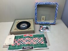 Vintage Cardinal Games Roulette Wheel With Chips  and Instructions