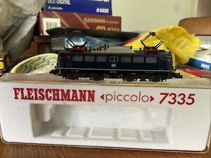 Fleischmann Piccolo Ngauge Electric Loco