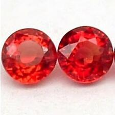 Loupe Clean Round Loose Rubies