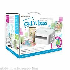Craftwell « recorte N Boss « automático Die cut/cutting & Embossing máquina A4