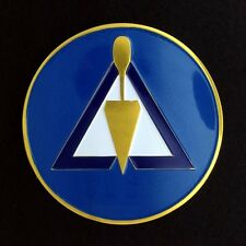 Masonic Royal & Select Master Car Auto Emblem (RSM-AE)