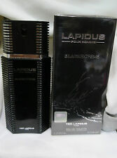 TED LAPIDUS FOR MAN BLACK EXTREME EAU DE TOILETTE 3.38 FL.OZ/ 3,33 FL.OZ