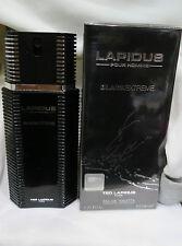 TED LAPIDUS POUR HOMME BLACK EXTRÊME EAU DE TOILETTE 100ML/ 3,33 FL.OZ