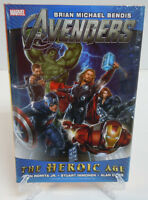 Avengers Heroic Age by Bendis Marvel Comics HC Hard Cover Brand New Sealed Book
