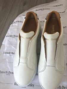A New Pair Russell And Bromley Ladies Size UK 4