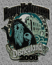 Gus Haunted Mansion Pin - DISNEY Cast Exclusive - Happy Halloween 2008 LE 1000