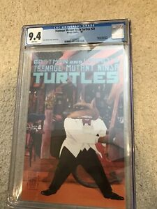 Teenage Mutant Ninja Turtles #23 (Mirage 1989) CGC 9.4