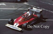 Clay Regazzoni Ferrari 312T Long Beach Grand Prix 1976 Photograph 2