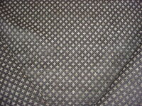 Romo 7701/03 Emerson Grey Seal Cross Chenille Drapery Upholstery Fabric