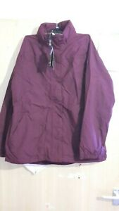 New Peter Storm Women's 3 in 1 Jacket Plum Size 14