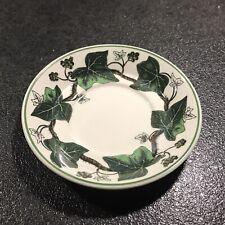 "Wedgwood ""Napoleon Ivy green"" Kleiner Teller DM ca. 11,3 cm"