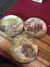 Wind In The Willows Wedgwood Collector Salad Plate Series Set of 11-Eric Kincaid