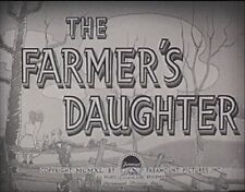 THE FARMERS DAUGHTER  1940 (DVD) MARTHA RAY