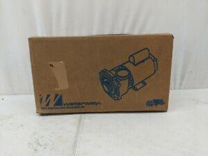 Waterway 37216211D Spa Pump, Dual Speed Pump, 230V