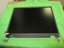 SONY VAIO PCG-FX1 PCG-FX150 LCD Screen Assembly - COMPLETE