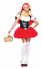 Morris Costume Women's Sexy Storybook Red Riding Hood Racy Costume XL. UA83615XL
