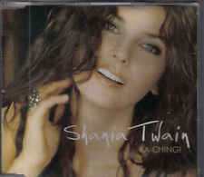 Shania Twain-Ka-Ching Promo cd single