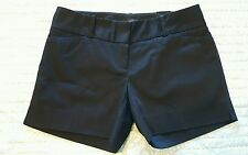 THE LIMITED Womens Sz 2 Tailored Shorts Black $44.95 - NWT