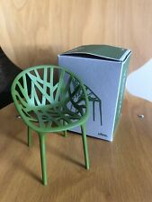 Vitra Design Chair Vegetal Bouroullec Miniatura Miniature  Mini  scatola box new