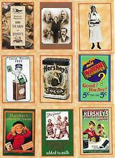 MINT!  SET OF HERSHEY'S CHOCOLATE TRADING CARDS