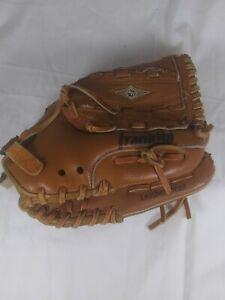 "Franklin Leather Laced 4654 11"" RTP Baseball Glove Mitt RH Right Hand Throw"
