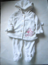 Carters girls 6 months fleece 2 PC outfit, winter, NWT